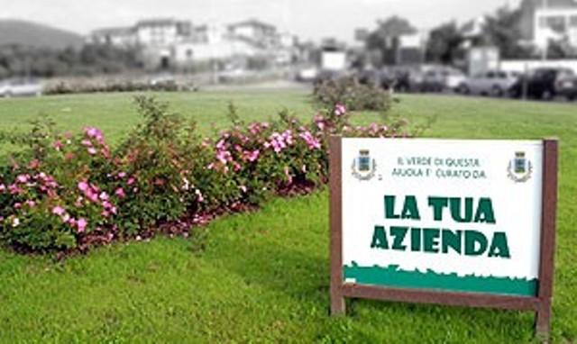 Progetto aree a verde provincia di Pisa